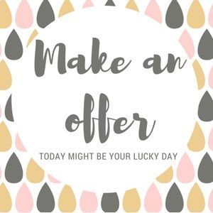 Other - today may be your lucky day!